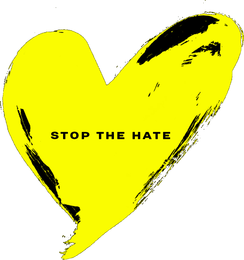 Spread Love ❤️ Stop Hate